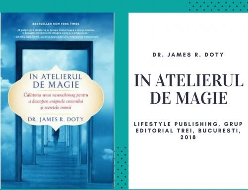 Dr. James R. Doty, In atelierul de magie